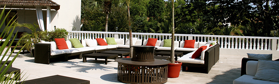 Outsunny Wicker Patio Furniture Sets Outdoor Sectional Pool Lawn Balcony Porch Aosom