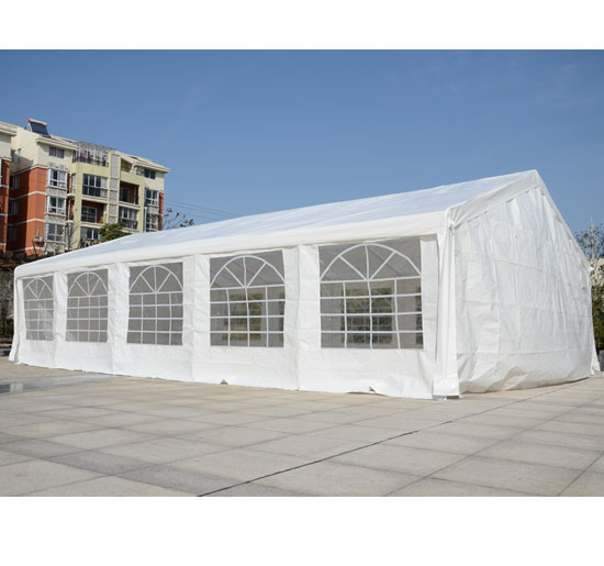 sc 1 st  Aosom & Outsunny 33u0027x20u0027 White Heavy Duty Carport Party Tent Garage Canopy
