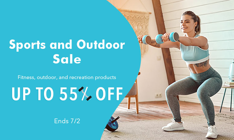 Sports and Outdoor Sale