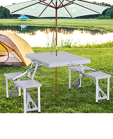 Aosom camping table sale