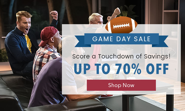 Game Day Sale